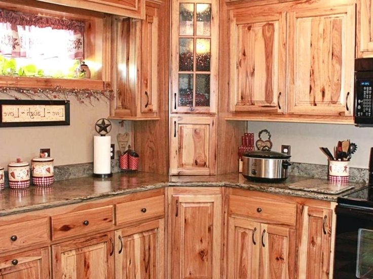 where to get kitchen cabinets best 25 hickory kitchen cabinets ideas on 1724