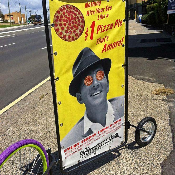 pvc bike trailer advertising - Buscar con Google
