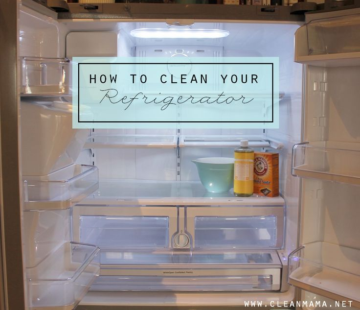 Clean your fridge naturally and easily with this simple method. You'll be amazed by what a difference it makes!