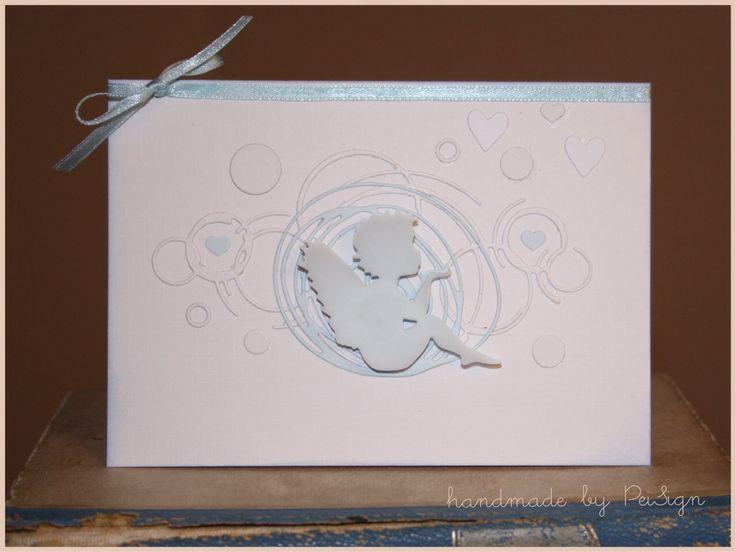 *PeiSign* Angel Card, A6
