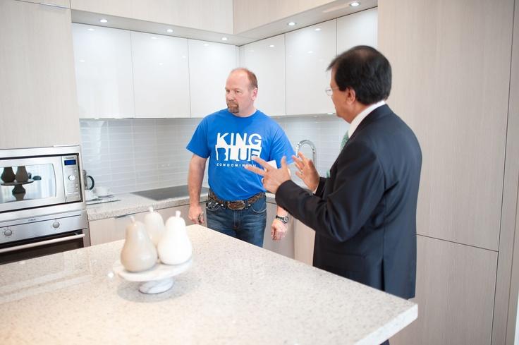 #KingBlue #Condos #Toronto #WendelClark #TorontoMapleLeafs #KingWest