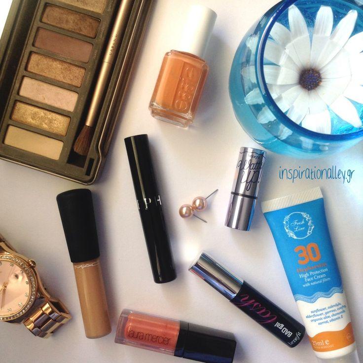 Πάρε μια ιδέα για το make up οf the day!  Περισσότερα στο καινούργιο blog: