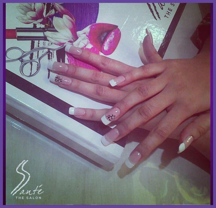 How many times a month do you get your nails done? #Santè #TheSalon #Lahore #Pakistan