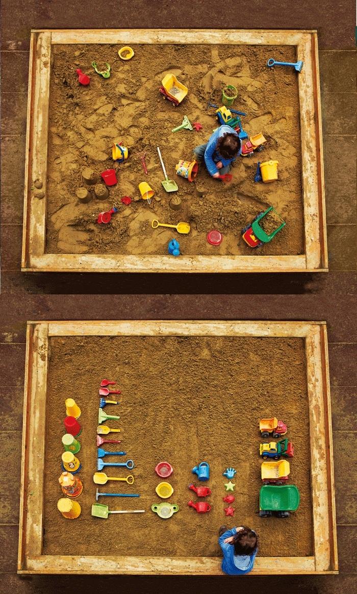 "Ursus Wehrli ""The art of Clean up"""