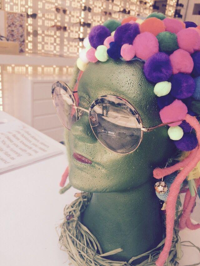 Miu Miu sunglasses -window by Bakaniari!!!