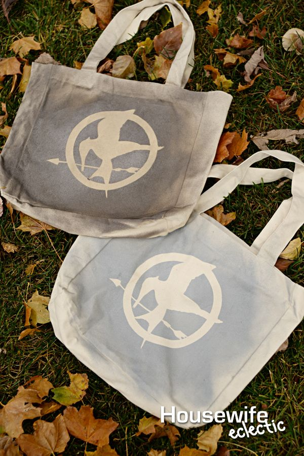 Housewife Eclectic: Hope is Stronger Than Fear- Hunger Games Party