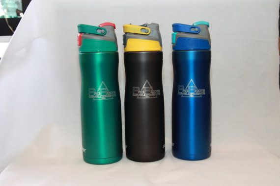 Contigo 20 oz. AUTOSEAL® Fit Stainless Sport Water Bottle
