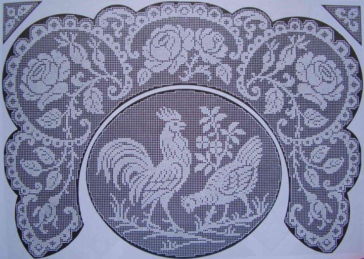 Gallery.ru / Фото #91 - Filet Lace Patterns VI - natashakon