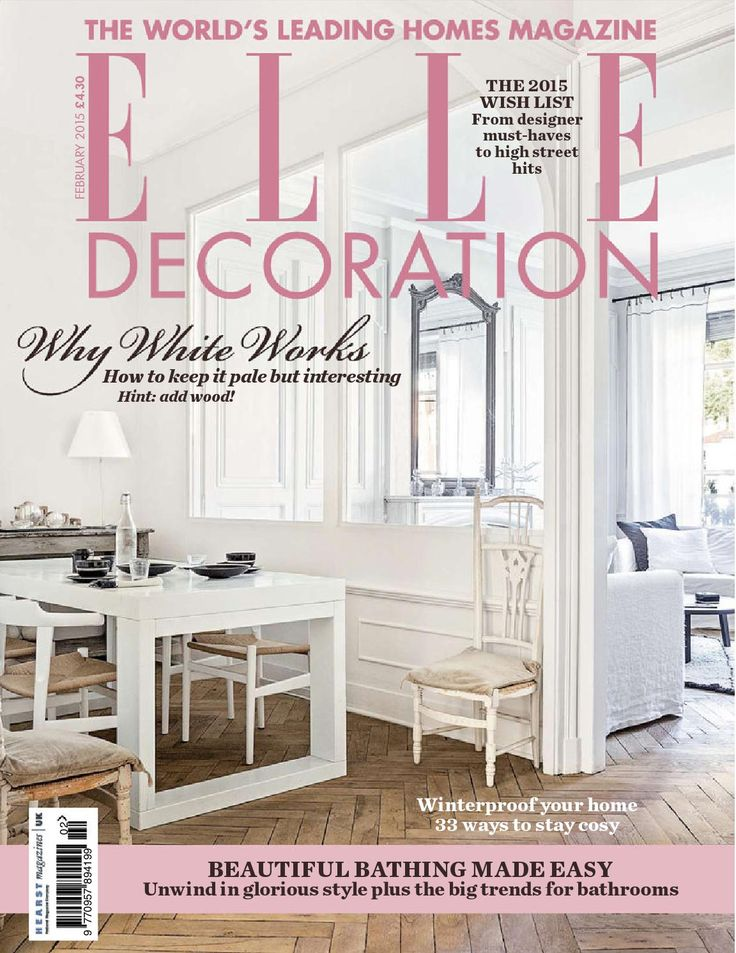 Interior Decorating Magazine Extraordinary 331 Best Home Images On Pinterest  Magazine Covers Home And Ideas 2017