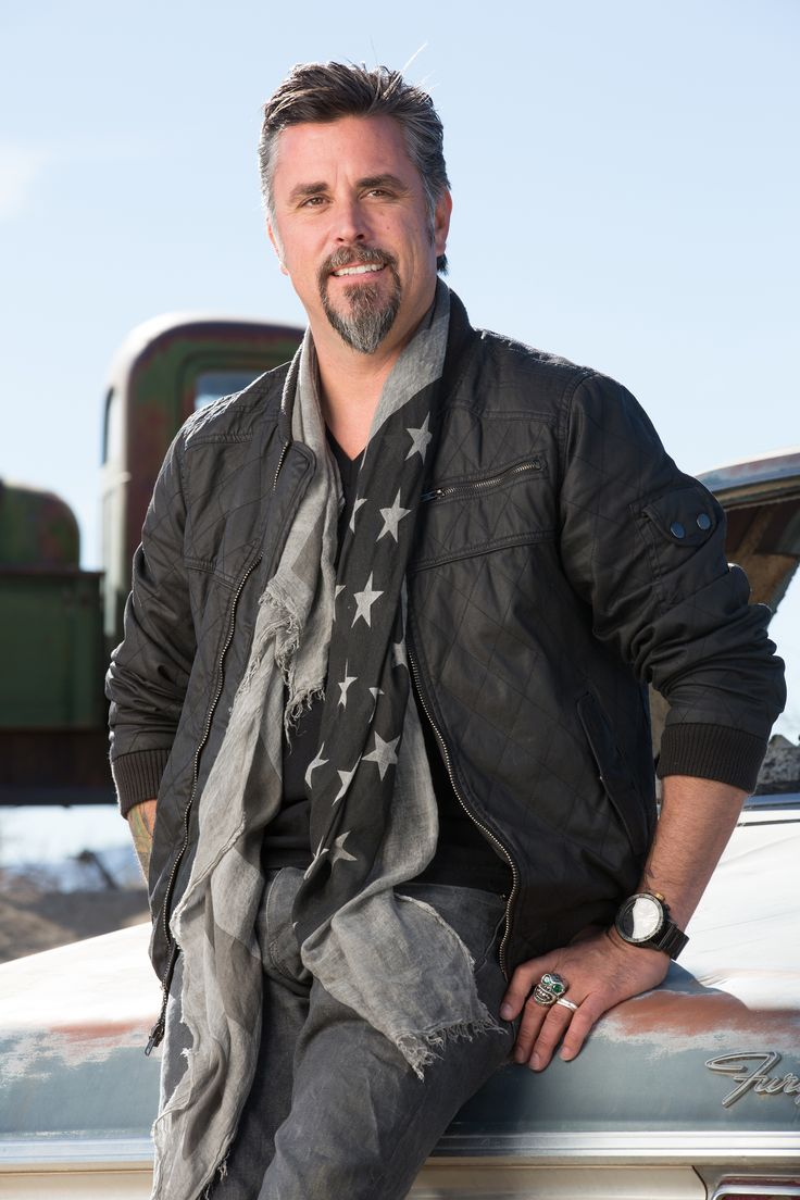 Richard Rawlings Bio