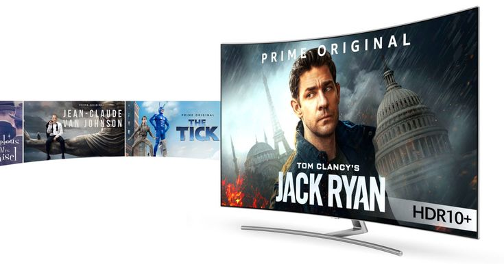 Amazon Prime Video will stream in HDR10+ on Samsung TVs  ||  Want higher-quality HDR on your Samsung TV?  Amazon Prime Video is streaming in HDR10+ on newer models. https://www.engadget.com/2017/12/12/amazon-prime-video-to-stream-in-hdr10-on-samsung-tvs/?utm_campaign=crowdfire&utm_content=crowdfire&utm_medium=social&utm_source=pinterest
