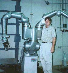 Rich Hooper, PhD, PE: Robotics Engineer