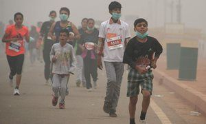 Indian government declares Delhi air pollution an emergency