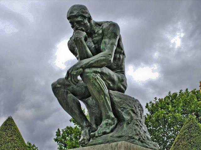 Новости: «Мыслитель»: малоизвестные факты создания знаменит...