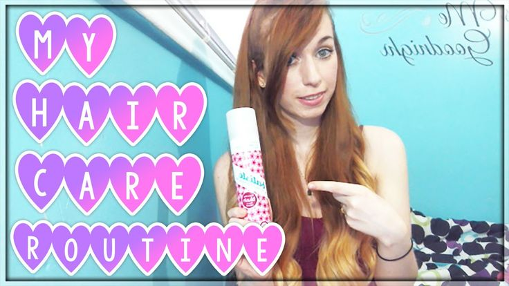 My Hair Care Routine!