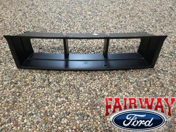 09 thru 14 F-150 OEM Genuine Ford Parts EcoBoost Black Lower Grille Panel Insert | eBay Motors, Parts & Accessories, Car & Truck Parts | eBay!