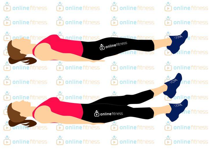 Do formy No. 3 – Štíhlé bříško pomocí třech cviků | Blog | Online Fitness