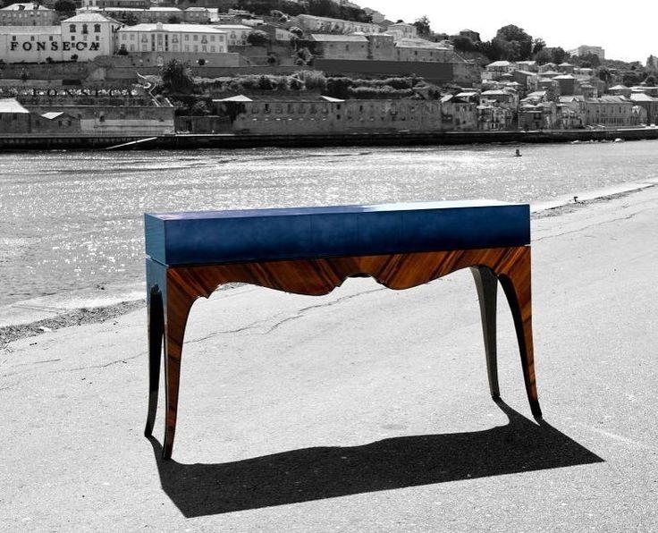 "Reflection by @bateye | ""More than a history a piece"" #bateye #portocollection #luxuryfurniture"
