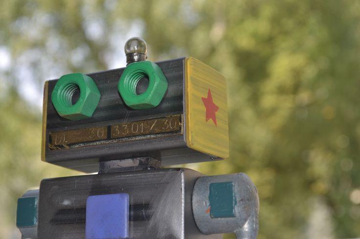 #toydesign #industrial #iron #robot
