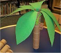 palmboom surprise maken