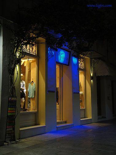 Shop front on 'Megalos Dromos', #Nafplio