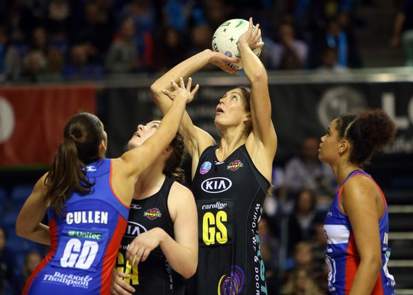 Magic do enough to secure home Minor semi-final - In a nerve-wracking tussle with the calculator, the Magic got the final equation right – beating the Mystics 68-40 tonight to earn themselves the home advantage in Sunday's Minor Semi-Final.