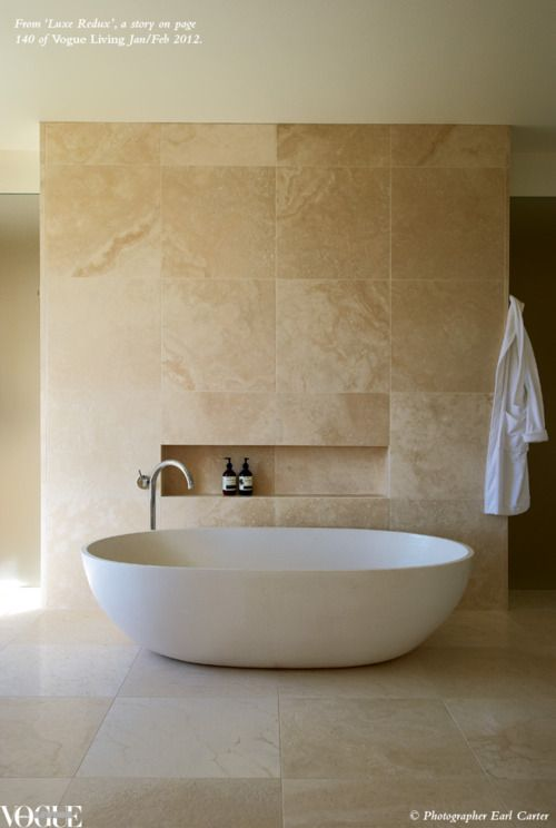 Create Photo Gallery For Website The redux classicism of designer Shareen Joel was reinterated in the master bathroom of a Melbourne home with an Apaiser bathtub and travertine stone tiles