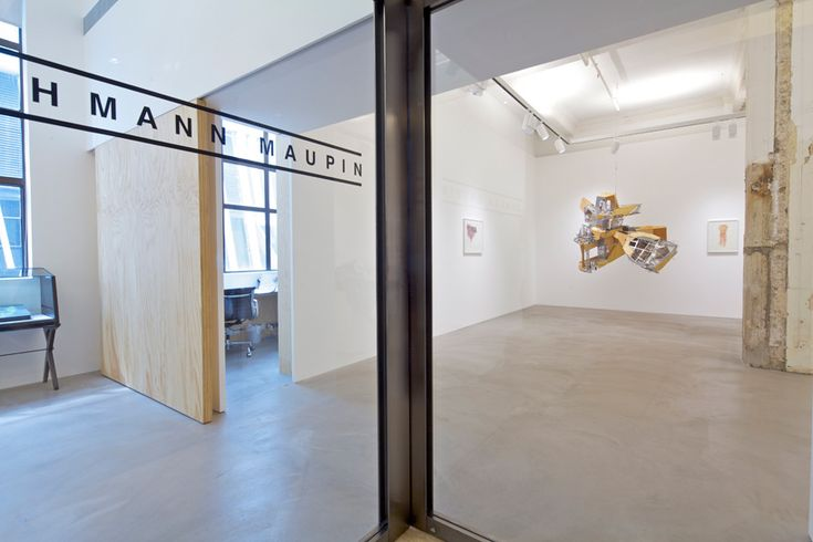 lehmann maupin gallery by OMA