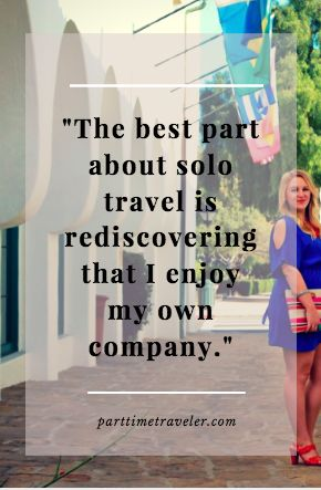 Travel solo...it changes your life! parttimetraveler.com  Know some one looking for a recruiter we can help and we'll reward you travel to anywhere in the world. Email me, carlos@recruitingforgood.com
