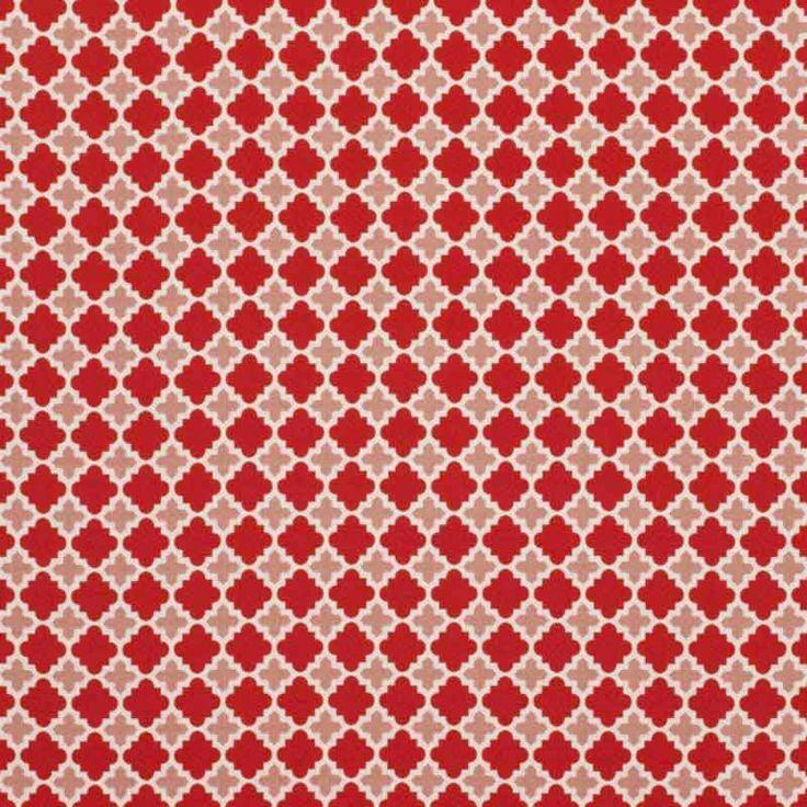 Warwick Fabrics : BELLS BEACH HIBISCUS