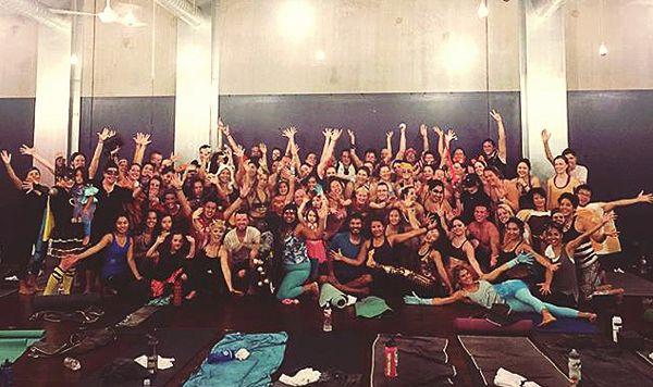 BIG Power Yoga // Houston, TX // Manduka Studio
