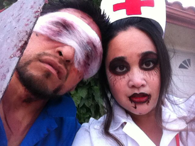 Psycho nurse, asylum butcher, scary nurse