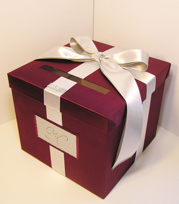 Best 25 Gift Card Boxes Ideas On Pinterest