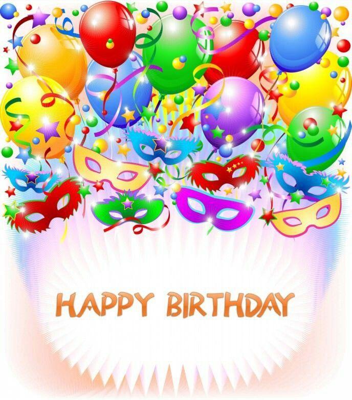 25 Best Happy Birthday Images On Pinterest