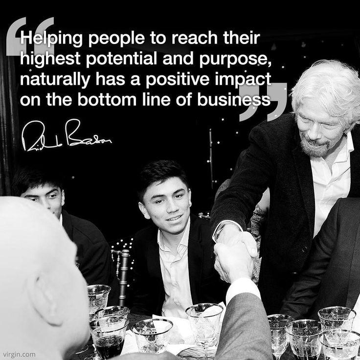 Richard Brandson #quotes