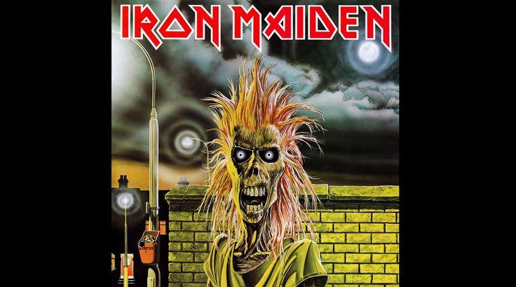 Iron Maiden - Iron Maiden (1980) - Full Album