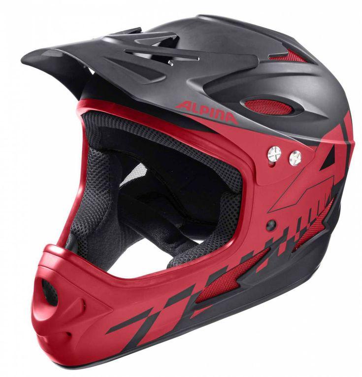 Sportolino Angebote Alpina Fullface Helm (Größe: 59-60 cm, 32 black/red): Category: Fahrrad>Fahrradhelme>Fahrradhelme…%#Quickberater%