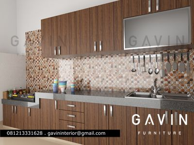 kitchen set pondok indah semb 3D 1
