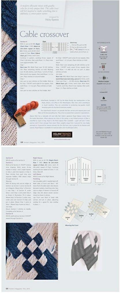 jersey+cruzado+patron+y+explicacion+crochet2.jpg (416×1013)