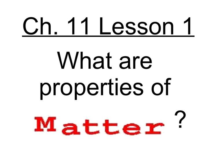 Best 25+ Properties of matter ideas on Pinterest
