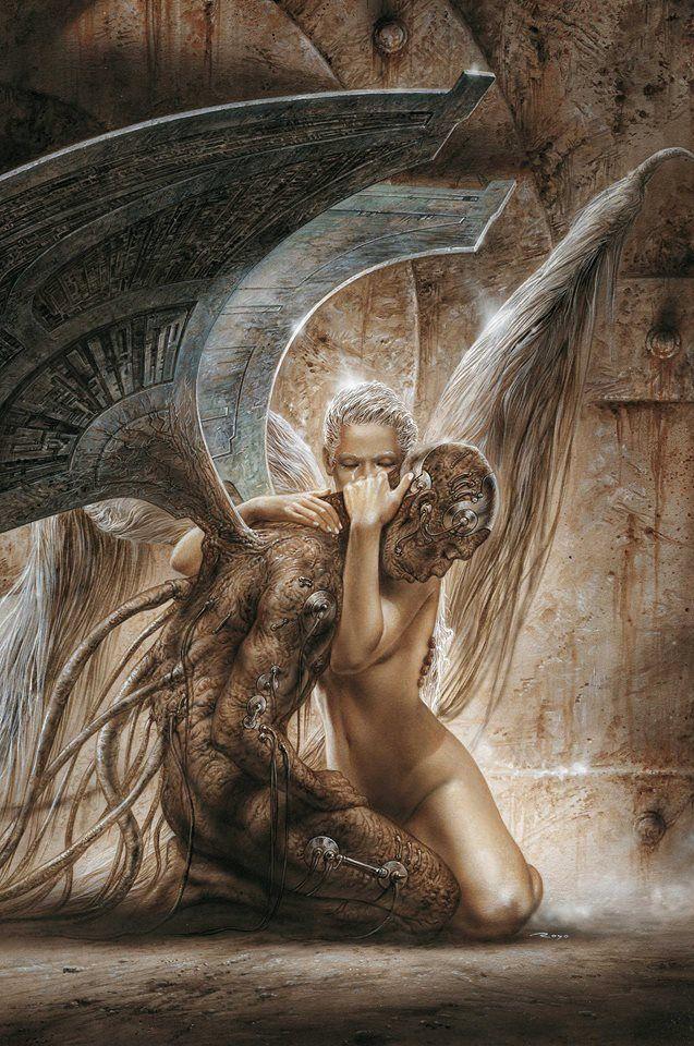 III millénaire - livre - Luis Royo