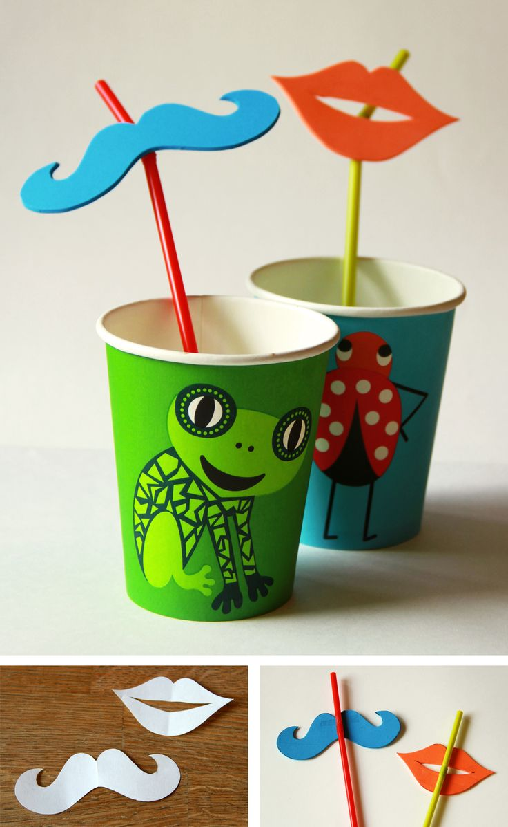 Juhlapillit | lasten | lapset | idea | askartelu | kädentaidot | käsityöt | pillit | muovipillit | kesä | juhlat | karnevaalit | summer | party| carnivals | DIY | ideas | kids | children | crafts | home | fun | Pikku Kakkonen