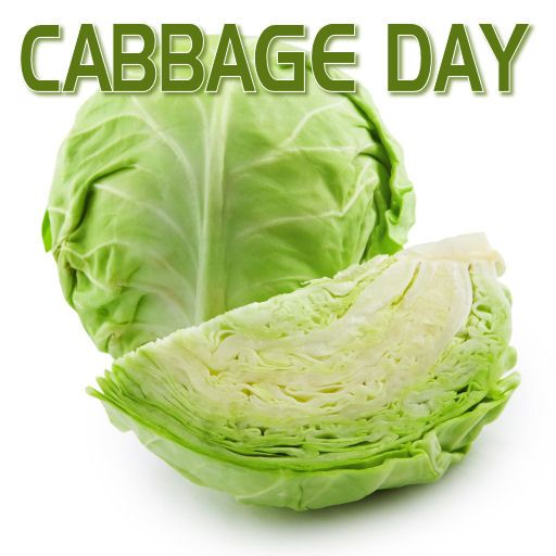 February 17 is National Cabbage Day