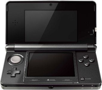 Nintendo 3DS Handheld Console - Cosmos Black: Amazon.co.uk: PC & Video Games