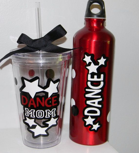 Personalized Dance Mom tumbler Dance Mom  by dreamingdandelions, $10.00
