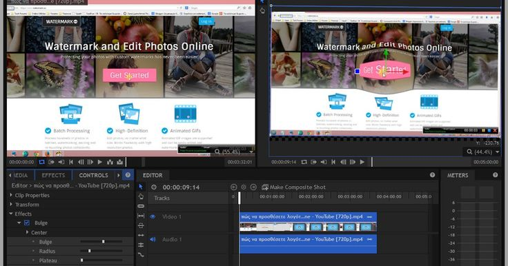 To HitFilm 4 Express είναι ένα δωρεάν λογισμικό επεξεργασίας βίντεο με επαγγελματικά οπτικά εφέ που συνδυάζονται με μια ευρεία γκάμα από βίντεο εκμάθησης. Στις δυνατότητες εφαρμογής περιλαμβάνεται πολυκάναλη επεξεργασία προηγμένη σύνθεση 2D και 3D περισσότερα από 140 οπτικά εφέ επεξεργαστής με μεταβάσεις και πολλά δωρεάν εκπαιδευτικά βίντεο. Για να κατεβάστε το πρόγραμμα κάντε κλικ στην επιλογή GET HITFILM EXPRESS FREE που θα δείτε στο τέλος της ιστοσελίδας και κάντε εγγραφή. Θα σας σταλεί…