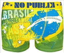 Boxer homme No Publik No Publik Imprimé Brésil jaune vert 9,94 € livré le moins cher