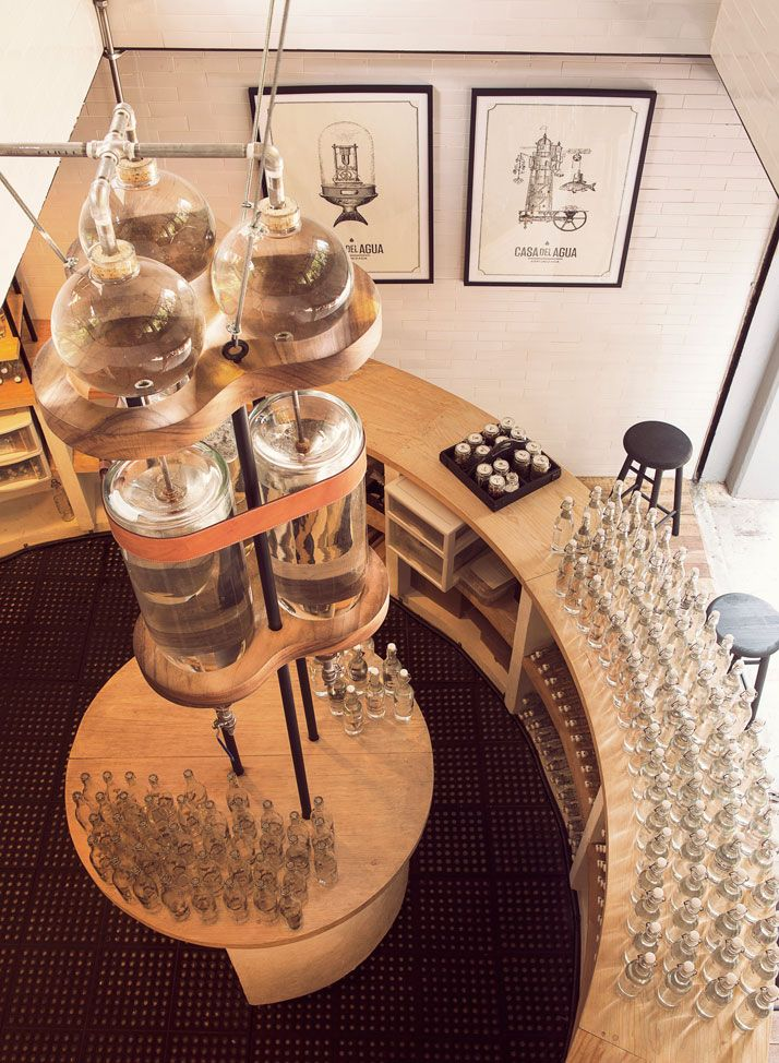 CASA DEL AGUA: Where Design Turns Water Into Art | Photography: Jaime Navarro –