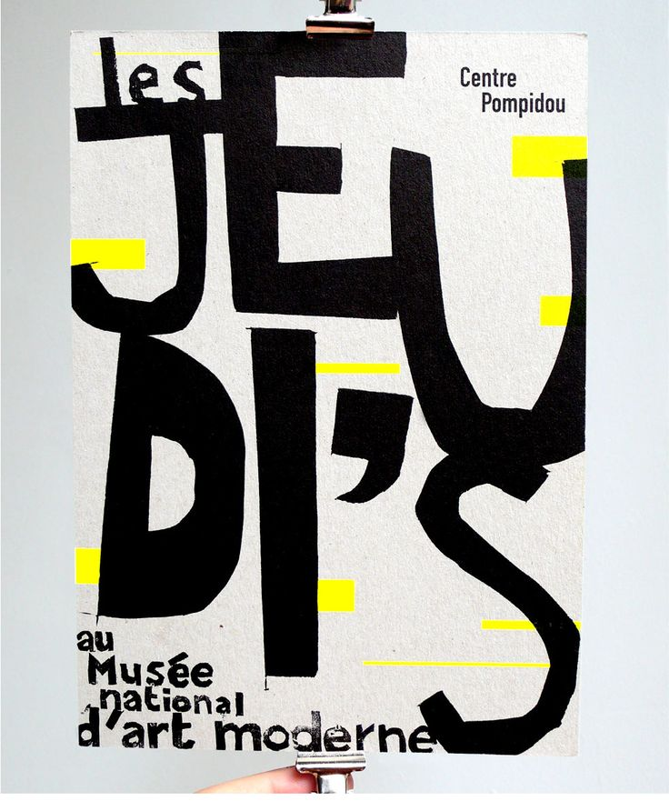 poster tipografico, belleza