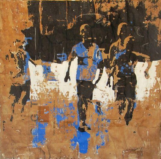 Armand Boua, La Course, 2015